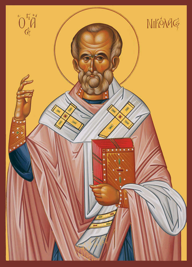 ????? ???????? ????????? ????? ? ????????????; Saint Nicholas the Wonderworker, Bishop of Myra; ????????? ??????? ??????????, ???????? ?????????????